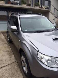 2009 Subaru Forester XT Wagon + Extras Torrens Woden Valley Preview