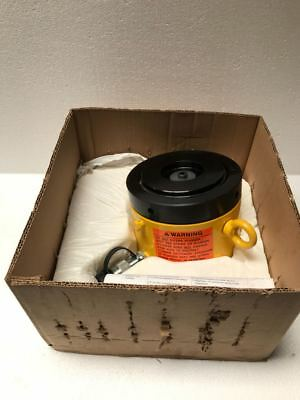 Enerpac Clp 1002 Low Profile Lock Nut Hydraulic Cylinder 60 Tons Capacity 2