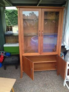 Display Cabinet perfect condition North Lambton Newcastle Area Preview