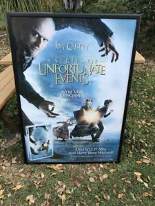 A Series of Unfortunate Events Movie Poster Wingham Greater Taree Area Preview