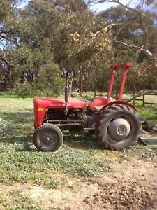 Massey Ferguson 35 Tractor Willunga South Morphett Vale Area Preview