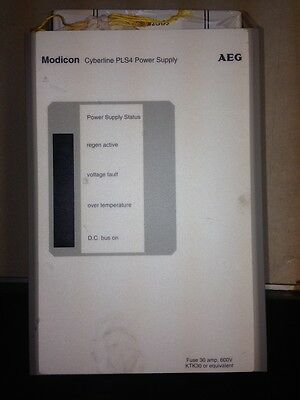 Modicon Cyberline Pls4 Power Supply New
