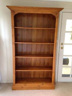 Federation timber bookshelves Soldiers Point Port Stephens Area Preview