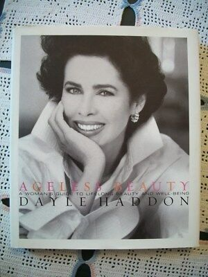Ageless Beauty (Dayle Haddon, 1998 HCDJ)