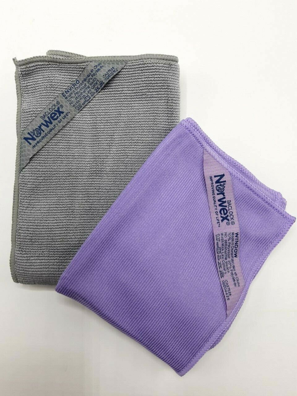 Norwex Basic Package/Set, EnviroCloth, Window Cloth