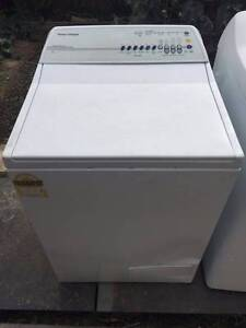 large / 4 star smart drive /great wroking 7.5 kg fisher &paykel n Mont Albert Whitehorse Area Preview