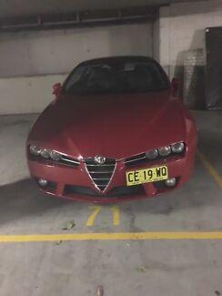 2009 Alfa Romeo Brera Coupe