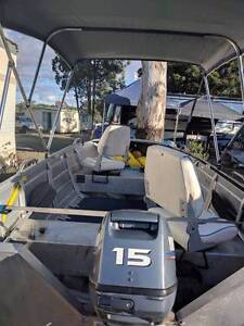 Very Good Condition 3.75 Metre Sea Sprite Boat Algester Brisbane South West Preview