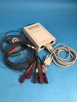 Brentwood Medical Products Pc Ecg 12 Lead Ecg For Personal Computer