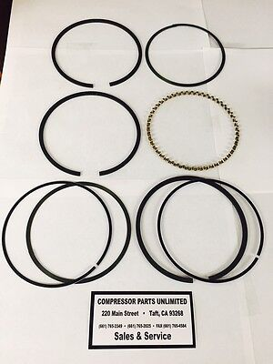 Piston Rings Quincy Air Compressor Low-stage Q-325 8166