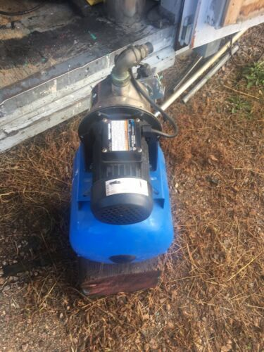Pacific Hydrostar Stainless Steel Shallow Well Pump