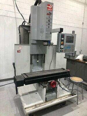 Haas Tm-1 Cnc Vertical Machining Center