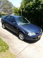 Ford Laser GLXI auto 2002, 69000 kms, Full log book Bradbury Campbelltown Area Preview