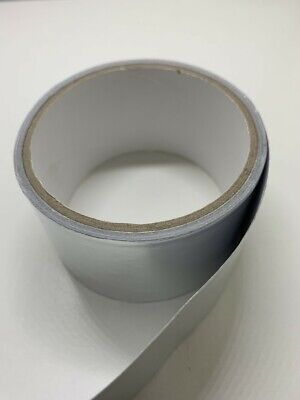 Aluminum Tapealuminum Foil Tape 1.2 Mil Hvac Ducts Insulation 2x50yd 1 Rool