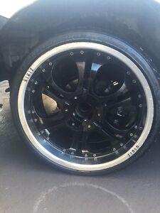 "20 "" wheels Cessnock Cessnock Area Preview"