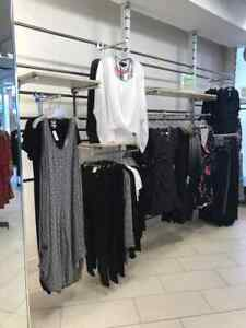 Entire Clothing Store Merchandising System for Sale