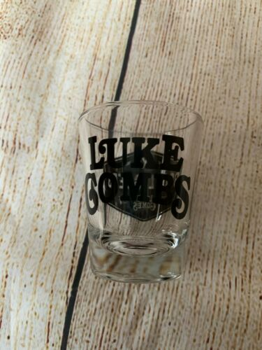 Luke Combs Bootleggers Established 2015 Shot Glass Brand New
