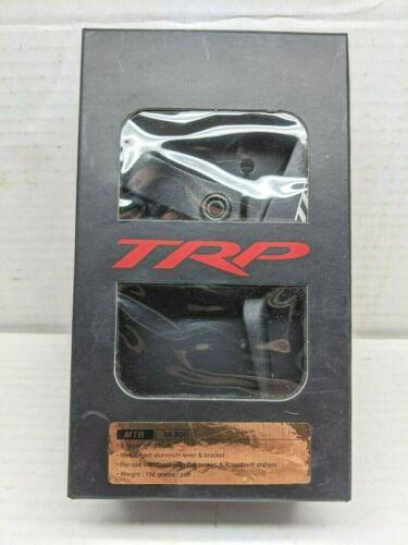 TRP ML800 Spyke black linear pull black brake lever set 2 finger