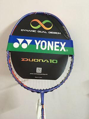 2017 Badminton racket DU0RA 10 LCW Carbon badminton racquet DUORA