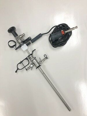 Storz Cysto-resecto Set With Storz Compatible 70 Scope