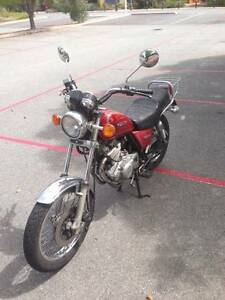 1995 GN250 Motorbike for Sale Nollamara Stirling Area Preview