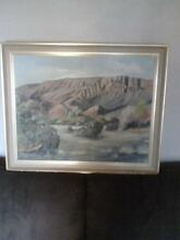 James Yates original landscape painting Yokine Stirling Area Preview