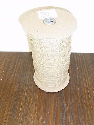 (0,17€/m) bindfaden farbenes Band/Borte 1,5cm breit 150m auf der Rolle Schuhband