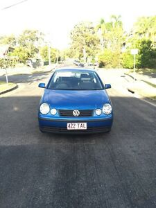 2004 VW Polo Club Auto Hatchback - 3 months REGO & RWC PRICE DROPPED Arundel Gold Coast City Preview