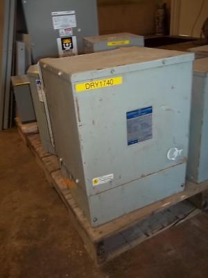 Ge 25 Kva Dry-type Transformer Serial 9t21b9114