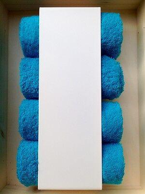 2x handtuchhalter wc g stehandt cher handtuchregal wei for Handtuchhalter modern