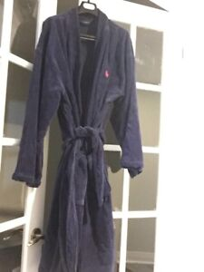 Men's Polo Ralph Lauren 100% Cotton Bathrobe