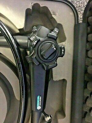 Pentax Eg-2970k Video Gastroscope Endoscope 2970k Eg 2970 With Case