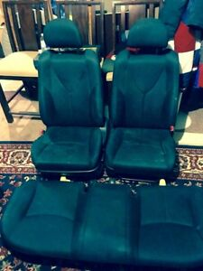 Toyota Camry seats