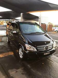 2011 Mercedes-Benz Viano Wagon Gepps Cross Port Adelaide Area Preview