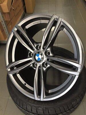 18 Zoll Avus AC-MB3 et34 5x120 grau für BMW M Performance Paket F10 F11 F30 F31 online kaufen
