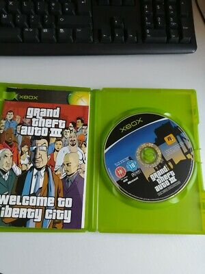 Used, Original Xbox Game Grand Theft Auto III for sale  Shipping to Nigeria