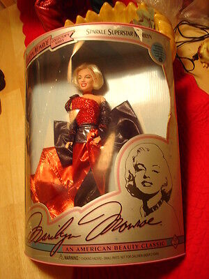 Marillyn Monroe -Collector's Series -Sparkle Superstar Marilyn