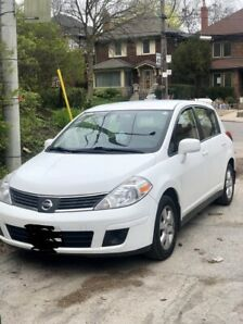 Nissan Versa 2008 low km