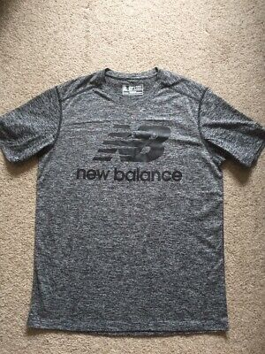 NEW BALANCE GYM T SHIRT MEDIUM BNWOT