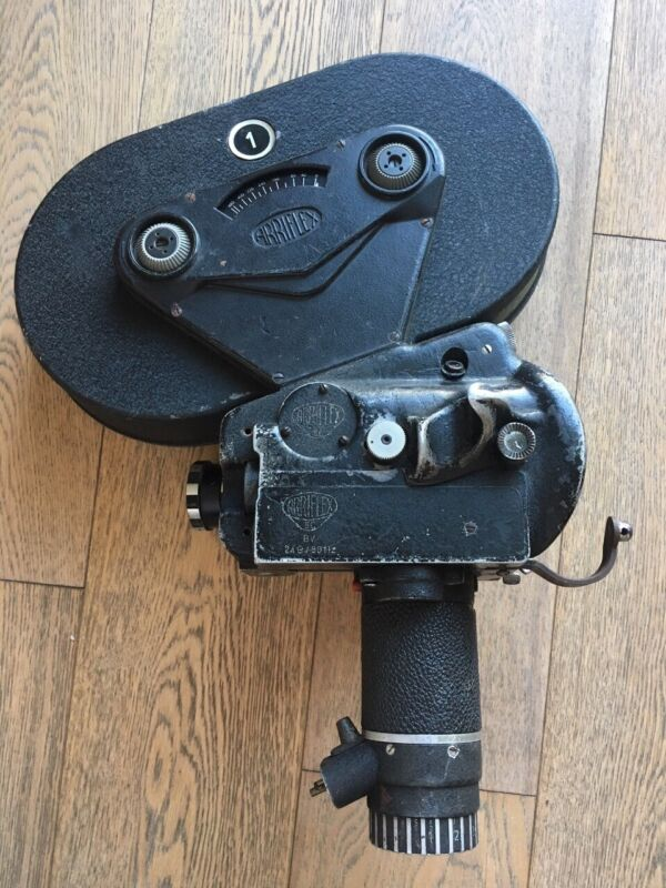 ARRI Arriflex 35 IIC 35mm movie camera 2C Magazine