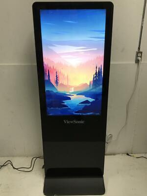 Viewsonic All-in-one Full Hd Eposter Digital Kiosk Display Ep4320-2 New