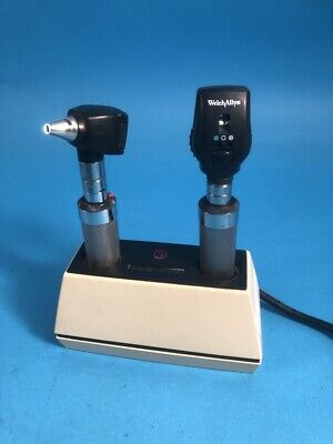 Welch Allyn 71110 Portable Otoopthalmoscope Set