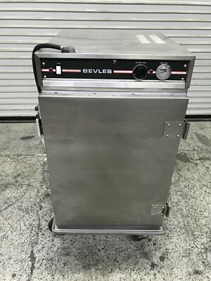 Insulated Half Height Heated Warmer Cabinet Bevles Ca70-cv32 8092 Commercial Ul