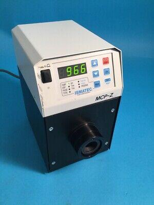 Ismatec Idex Mcp-z Ism405a Ismatec Mcp Digital Variable Speed Peristaltic Pump