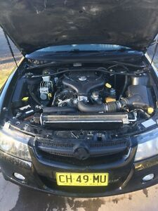 2005 vz commodore Aberglasslyn Maitland Area Preview