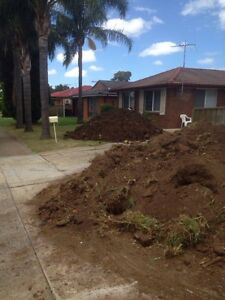 FREE DIRT FILL AND DEILVERY Leppington Camden Area Preview