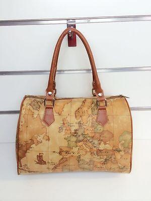 Borsa bauletto donna a mano spalla con tracolla bag women borsetta nuova grande