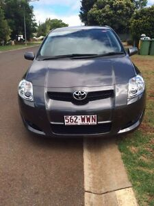 Toyota Corolla 2008 Kearneys Spring Toowoomba City Preview