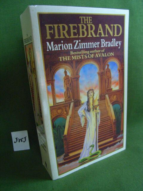 MARION ZIMMER BRADLEY THE FIREBRAND PAPERBACK