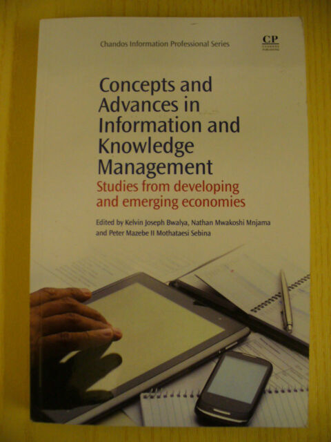 Concepts and Advances in Information and Knowledge Management (2014)